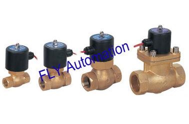 Chine Laiton à vapeur électrovannes (US) 2L170-10,2L170-15,2L170-20,2L200-25,2L300-35,40,2L500-50 fournisseur