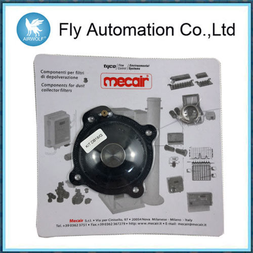 Mecair DB18 Diaphragm Repair Kits NBR Viton Nitrile Integral Or Remote Pulse Jet Valves