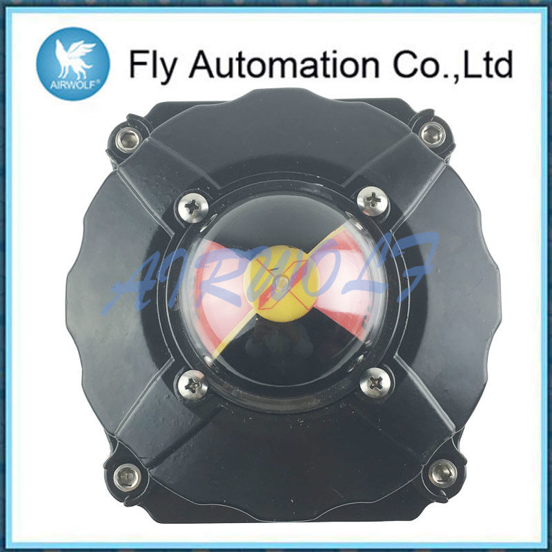 Explosion Proof Position Monitoring Switch ITS300 Series Black Color