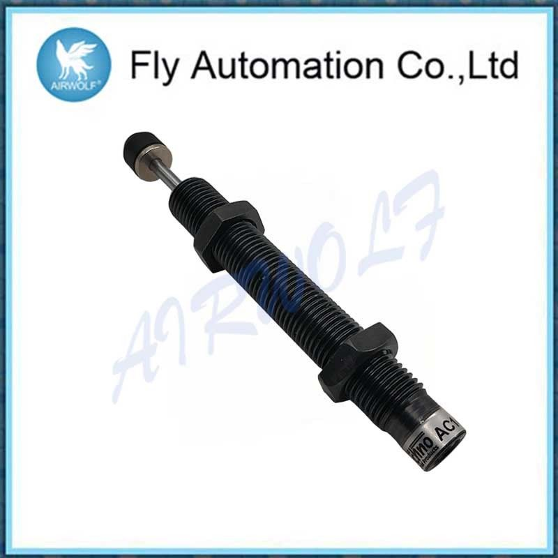 Oil Pressure Air Hydraulic Industrial Shock Absorbers AC1420-2 Self Compensation