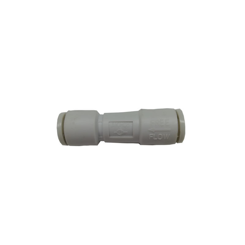 AKH Series Pneumatic Tube Fittings Fast Connector Air Tube Fittings Plastic Material