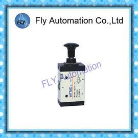 Chine Série va-et-vient de la valve 3L d'AIRTAC 1/8 1/4 3/8 3/2 valve manuelle pneumatique de main de manière distributeur