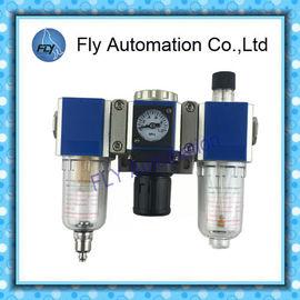 """Chine Combinaison GC300-10 3/8"""" des unités F.R.L de préparation d'air de filtre à air de série de CHROMATOGRAPHIE GAZEUSE d'Airtac distributeur"""