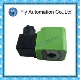 Chine Nouveau type de Φ13.5mm DMF pour la bobine et les agrafes d'induction électromagnétique de couleur verte de valve de jet d'impulsion de BFEC distributeur
