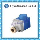 Type 16W 18VA 018F6701 de la bobine DIN43650A de vanne électromagnétique de matériel de réfrigération de Danfoss